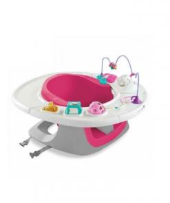 Kursi Makan dan Highchair Summer Infant 4-in-1 SuperSeat – Pink