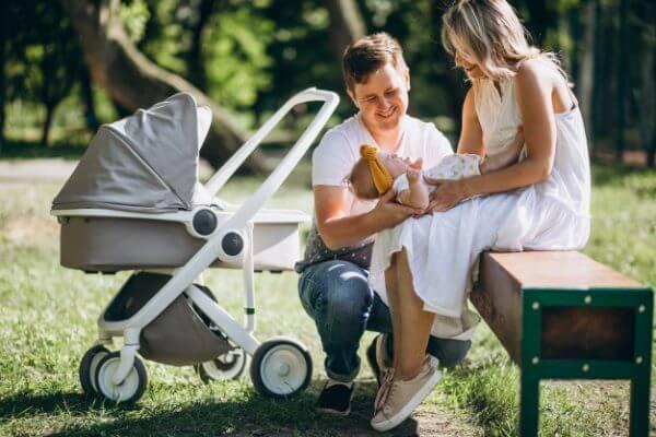 sewa stroller bayi