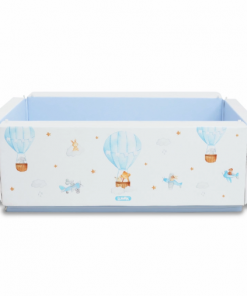 Bumperbed & Playmat Lumba Bumperbed New Generation – 7,5cm Hot Balloon Blue