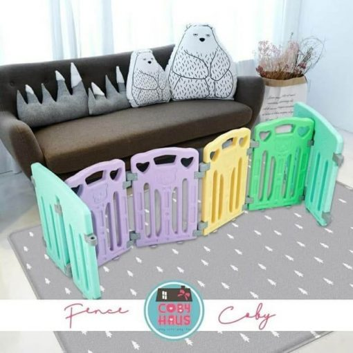 Baby Activities Coby Haus Fence Bear (6+2+2)
