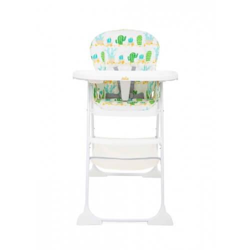 Kursi Makan dan Highchair Joie Mimzy Snacker High Chair – Cactus