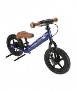 Sepeda Sepeda London Taxi Kick Bike – Blue