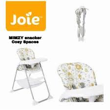 Kursi Makan Joie Mimzy Snacker High Chair – Cosy Space