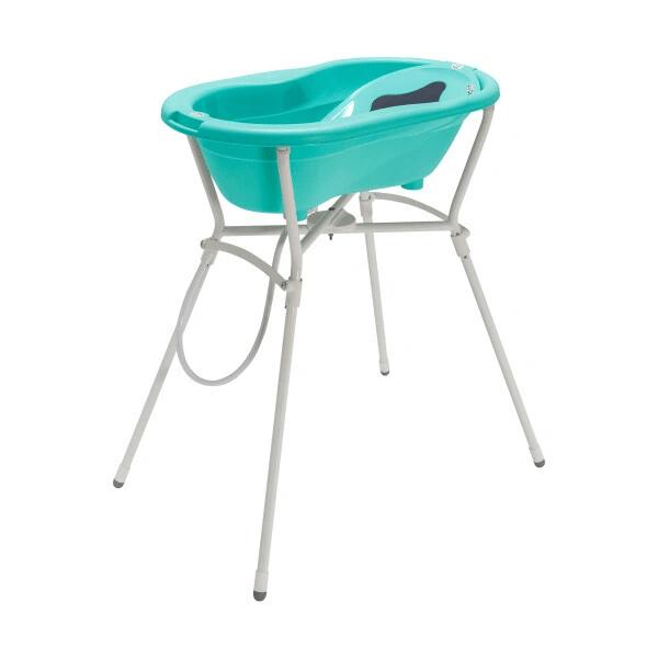 Bak Mandi dan Baby Tafel Rotho Bath Solution – Curacao Blue