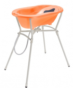 Bak Mandi dan Baby Tafel Rotho Bath Solution – Peach