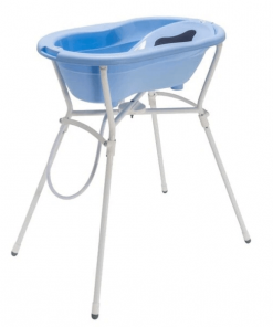 Bak Mandi dan Baby Tafel Rotho Bath Solution – Sky Blue