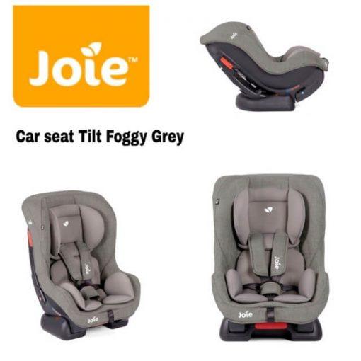 Travelling Stuff Joie Tilt Carseat – Foggy Grey