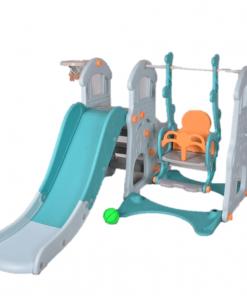 Toys Parklon Big Castle 3-in-1 Fun Slide & Swing – Tosca