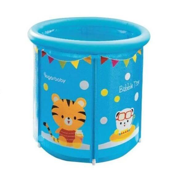 Baby Activities Kolam Baby Spa – Sugar Baby Premium Baby Swimming Pool – Bubble Time