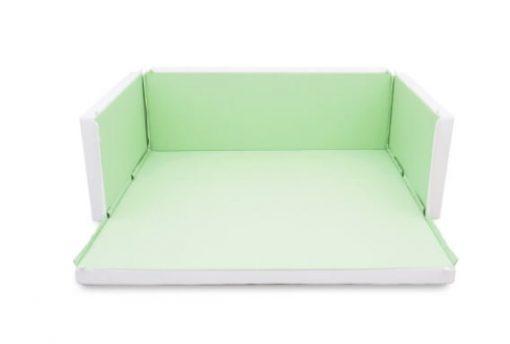 Bumperbed & Playmat Lumba Bumperbed New Anti Bakterial 7,5cm – Baby Safari Green