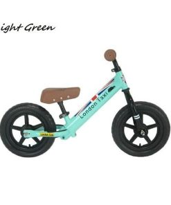 Sepeda Sepeda London Taxi Kick Bike – Light Green