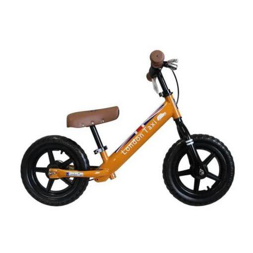Sepeda Sepeda London Taxi Kick Bike – Orange