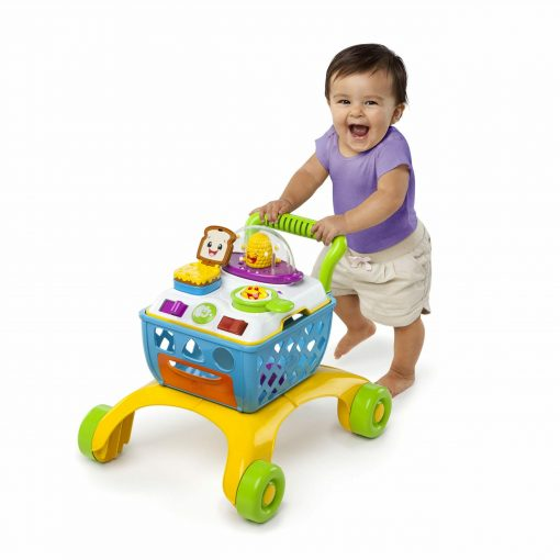 Baby Activities Bright Starts Giggling Gourmet Shop n Cook Walker