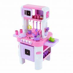 Baby Activities ELC Little Cook's Kitchen – Pink