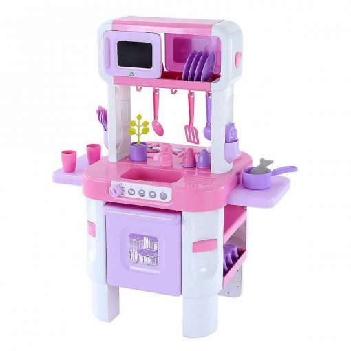Baby Activities ELC Little Cook's Kitchen – Pink