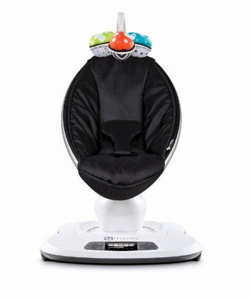 Baby Bouncer 4moms Mamaroo 4.0 Bouncer – Classic Black