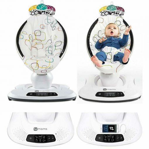 Baby Bouncer 4moms Mamaroo 4.0 Bouncer – Multi Plush