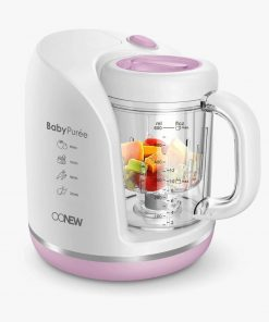 Food Processor and Sterilizer Oonew Baby Puree Petite Series 4in1 – Purple