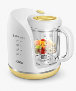 Food Processor and Sterilizer Oonew Baby Puree Petite Series 4in1 – Yellow