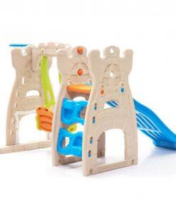 Toys Grow n Up Scramble n Slide Swing Play Center Ayunan dan Seluncuran