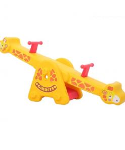 Toys Jungkat Jungkit Paso Giraffe Seesaw