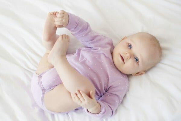 sistem pencernaan bayi