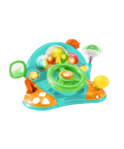 Baby Activities Bright Starts Lights & Colors Driver