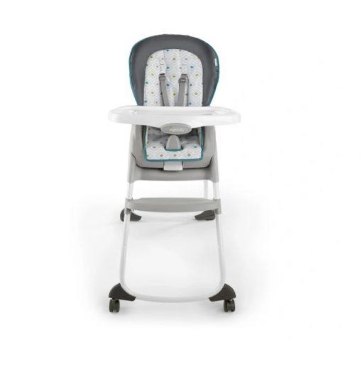 Kursi Makan dan Highchair Ingenuity Trio 3in1 High Chair Elite – Nash