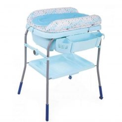 Bak Mandi dan Baby Tafel Chicco Cuddle & Bubble Baby Tafel – Ocean Blue