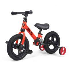 Sepeda Geko Plus 4in1 Kids Balance Bike 12 inch – Red