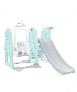 Toys Ayunan dan Seluncuran Yaya Casa Slide & Swing – Mint