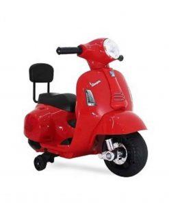 Motor/Mobil Aki Sepeda Motor Aki Vespa PMB – Merah