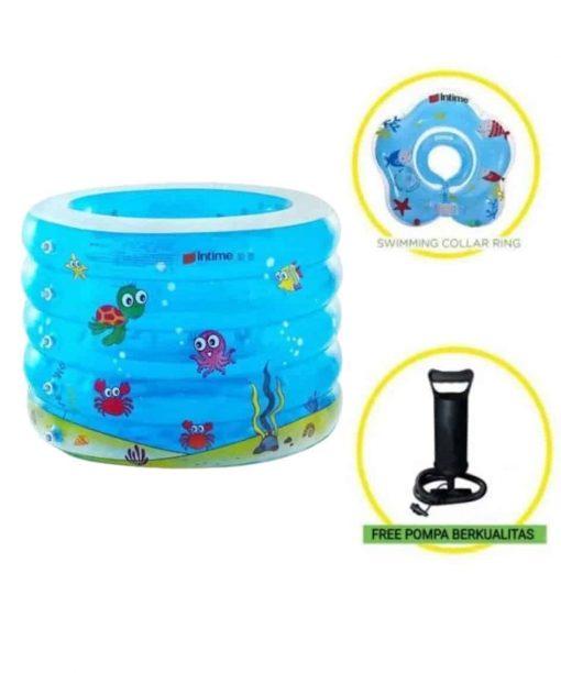 Toys Kolam Baby Spa – Intime plus Pompa dan Ban Leher
