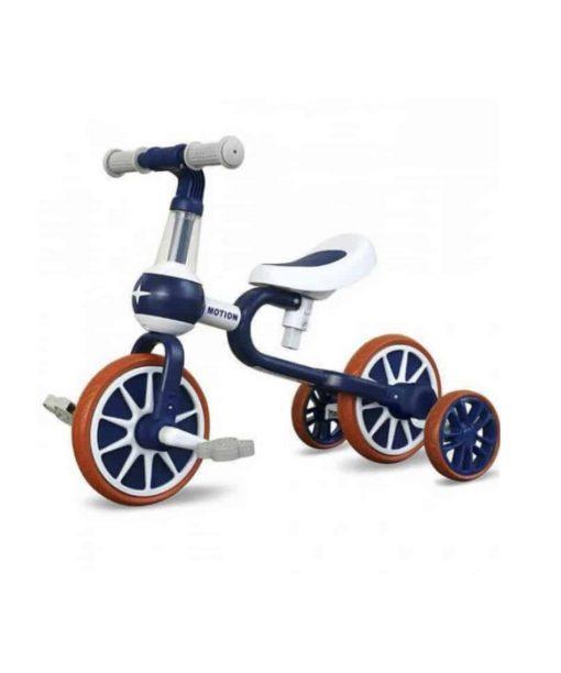 Sepeda Motion Bike Tricycle – Navy