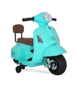 Motor/Mobil Aki Sepeda Motor Aki Vespa PMB – Tosca Green