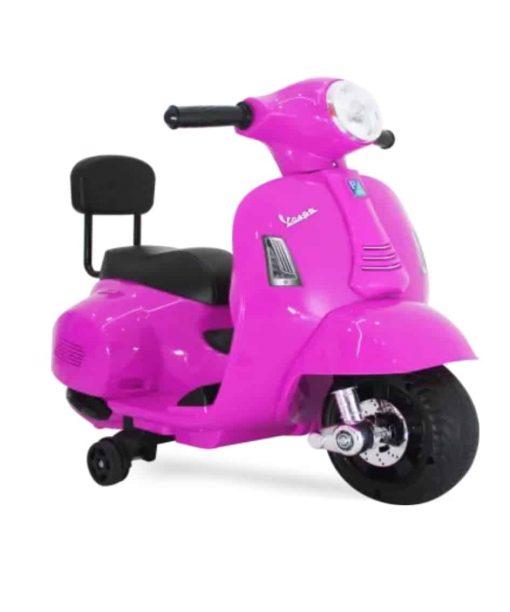 Motor/Mobil Aki Sepeda Motor Aki Vespa PMB – Pink