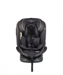 Carseat Babydoes Full Rotate 360 Isofix Carseat – Black
